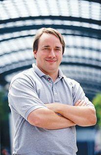 Linus Benedict Torvalds