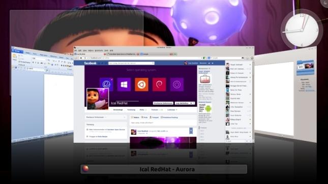 KDE 4.10.5 on Ubuntu 12.04