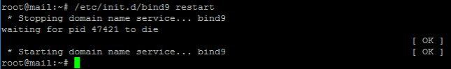 Restart Service DNS Server Ubuntu