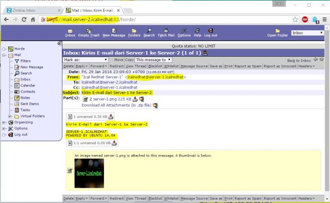 Inbox Mail Server-2