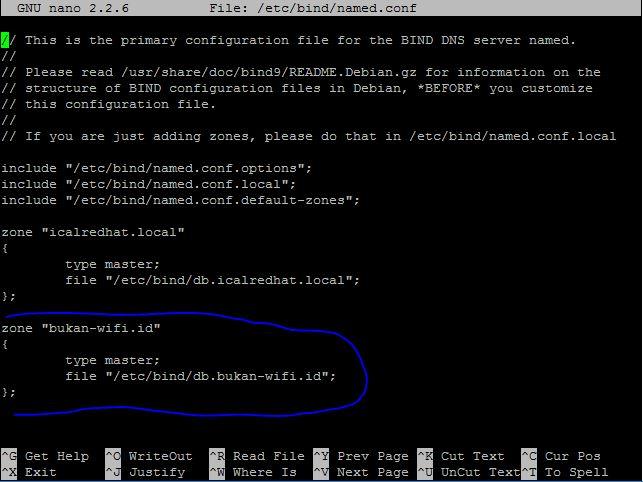 Setting DNS Server