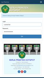 Login Page Hotspot Responsive Login