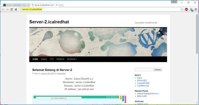 webserver-server2