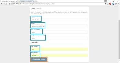 install-humhub-admin-account