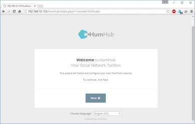 install-humhub