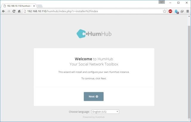 Membuat Social Media dengan HumHub