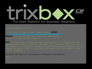 install trixbox