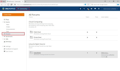 onlyoffice-community-forums