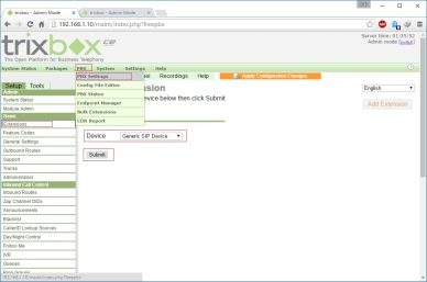 setting-extention-trixbox