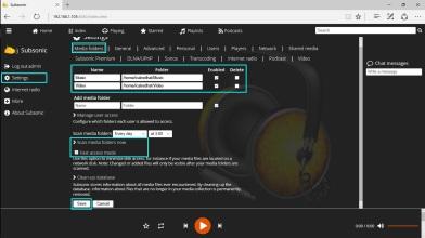 subsonic-media-folder
