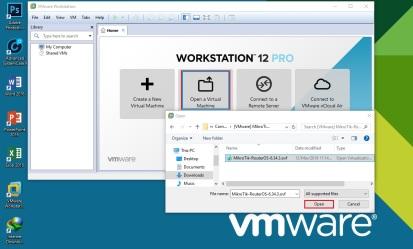 mikrotik-vmware-import-vm