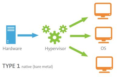 type-1-hypervisor