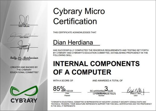 sertifikat-internal-components-of-a-computer
